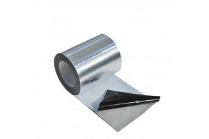 Бутиловая лента FASSBAND ALU с основой  из алюминиевой фольги для герметизации фасадных стыков и швов