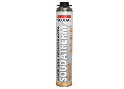 Полиуретановый клей для пенопласта Soudal Soudatherm