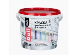 DALI® Краска особопрочная Фасадная акриловая