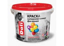 DALI® Краска суперэластичная Фасадная акриловая