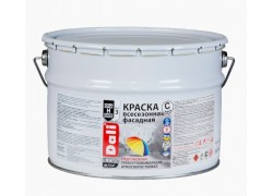 DALI® Краска всесезонная Фасадная акриловая на органическом растворителе