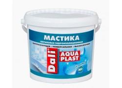 DALI® AQUAPLAST Мастика гидроизоляционная универсальная акриловая