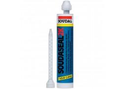 SOUDASEAL 2K - Двухкомпонентный клей-герметик на основе MS POLYMER