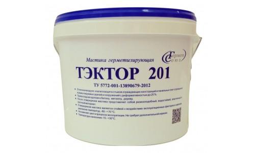 Мастика полиуретановая двухкомпонентная ТЭКТОР 201