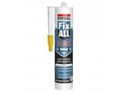 Клей-герметик гибридный Soudal Fix All Flexi