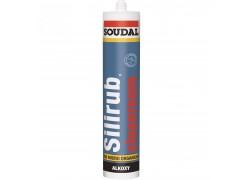 Герметик силиконовый Soudal Silirub Cleanroom для чистых помещений
