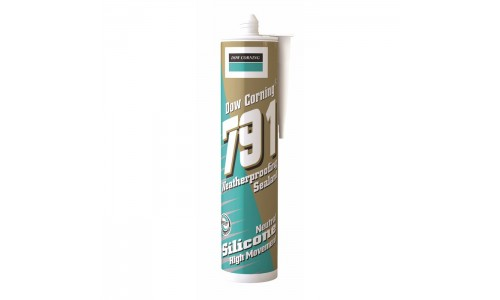 Герметик силиконовый атмосферостойкий Dow Corning 791